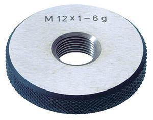 Gäng-gå-ring, 6g, M6x0,75, metrisk