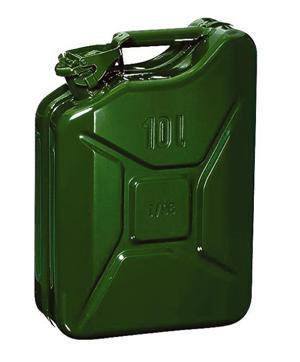 Bensindunk 5 liter av Stålplåt