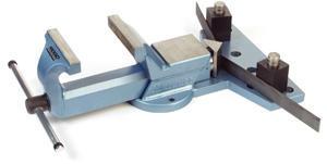 Rörböjare + skruvstäd Matador MULti Plus 160mm med segment 15,18,22mm