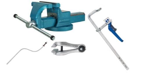 Hållande / Spännverktyg