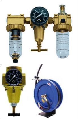 Tryckluftsutrustning