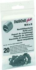 Påfyllningsförpackningar f Gängrep.förpackn. HELICOIL M10x1,5   Förp. a 10styck