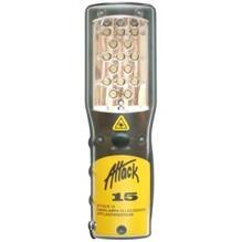 Handlampa attack med 15 LED dioder